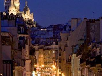 Foto Timhotel Saint Georges Pigalle ** Parijs