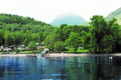 Foto Loch Lomond ***** Inveruglas