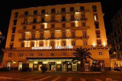 Foto Star Hotel Terminus ***** Napels