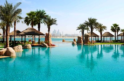 Sofitel Dubai The Palm en Spa