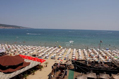 Foto Chaika Resort **** Zonnestrand Sunny Beach