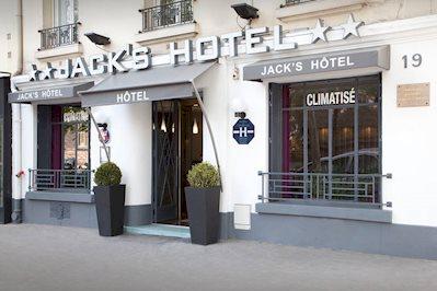 Foto Jacks *** Parijs
