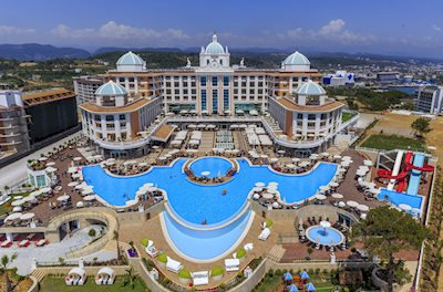 Litore Resort en Spa