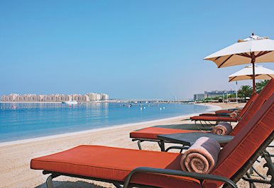 Foto Le Meridien Mina Seyahi Beach Resort en Marina ***** Dubai