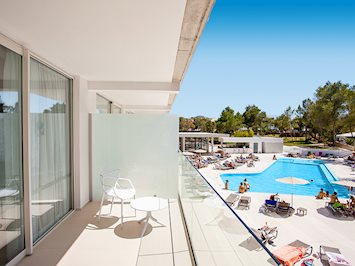 Foto Els Pins Resort en Spa *** San Antonio