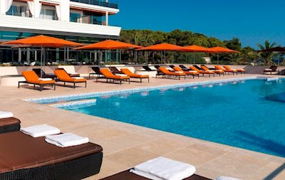 Foto Aguas de Ibiza Lifestyle en Spa ***** Santa Eulalia