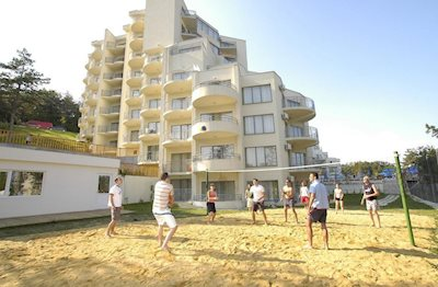 Foto Parkhotel Golden Beach **** Goudstrand Golden Sands
