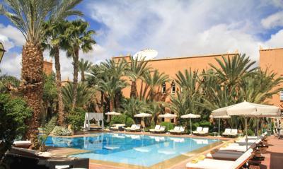 Foto Le Berbere Palace ***** Ouarzazate