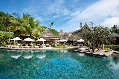 Foto Constance Ephelia Resort ***** Mahe