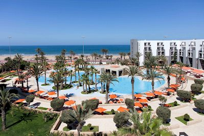 Foto Royal Atlas and Spa ***** Agadir