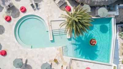 Foto Oasis Coral Estate Beach Dive en Wellness Resort **** Willemstad