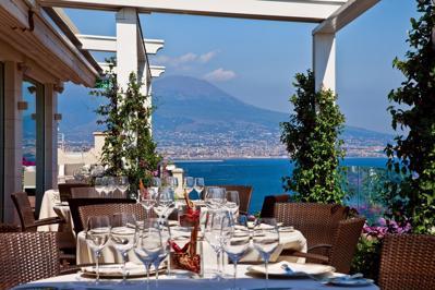 Foto Grand Vesuvio Naples ***** Napels