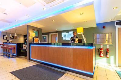 Foto Holiday Inn Express Edinburgh Royal Mile *** Edinburgh