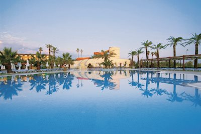 Foto Blue Waters Club en Resort ***** Side