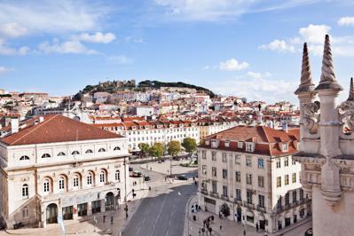 Foto Avenida Palace ***** Lissabon