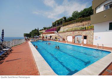 Foto Residence Sant Anna *** Pietra Ligure