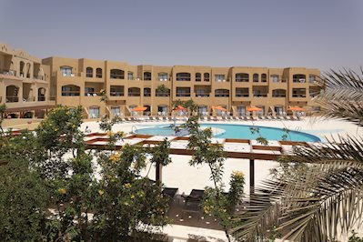 Foto The Three Corners Fayrouz Plaza Beach Resort ***** Port Ghalib