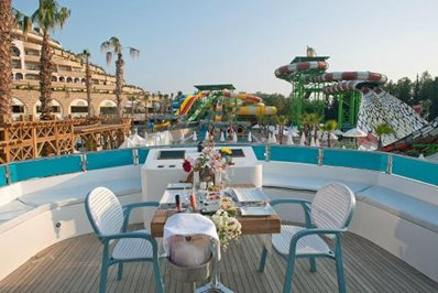 Foto Crystal Sunset Luxury Resort ***** Side