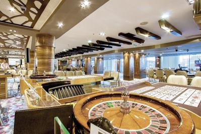 Foto International Casino en Tower Suites ***** Goudstrand Golden Sands