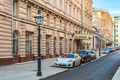 Foto Budapest **** Moskou