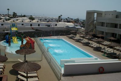 Foto HD Beach Resort en Spa **** Costa Teguise