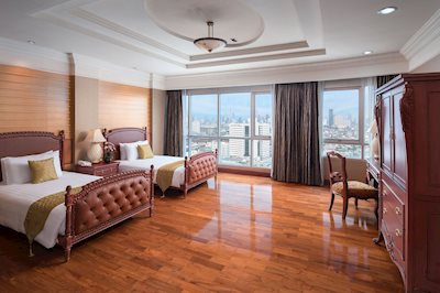 Foto Prince Palace *** Bangkok