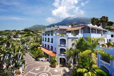 Foto Sorriso Thermae Resort en Spa **** Forio d Ischia