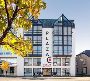 Foto Center Plaza *** Reykjavik
