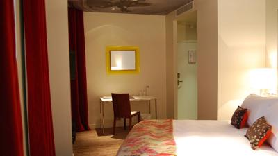 Foto InterContinental Paris Avenue Marceau ***** Parijs