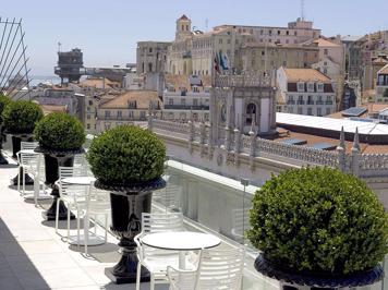 Foto Altis Avenida ***** Lissabon