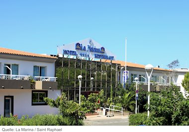 Foto Best Western La Marina **** Saint Raphael