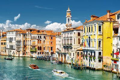 Foto A en O Venezia Mestre ** Venetie