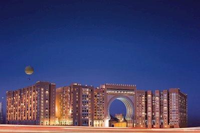 Foto Oaks Dubai Ibn Battuta Gate ***** Dubai