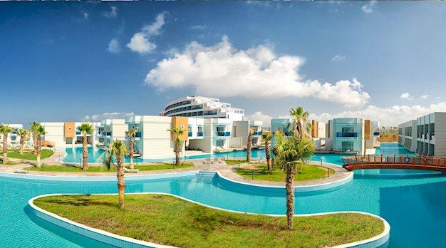 8 daagse vliegvakantie naar Aquasis De Luxe Resort en Spa in didim, turkije