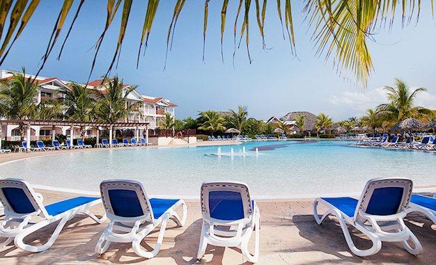 8 daagse vliegvakantie naar Memories Paraiso Azul Beach Resort in cayo santa maria, cuba