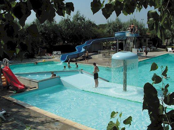 22 daagse kampeervakantie naar Baia del Marinaio in vada - rosignamo marittimo, italie