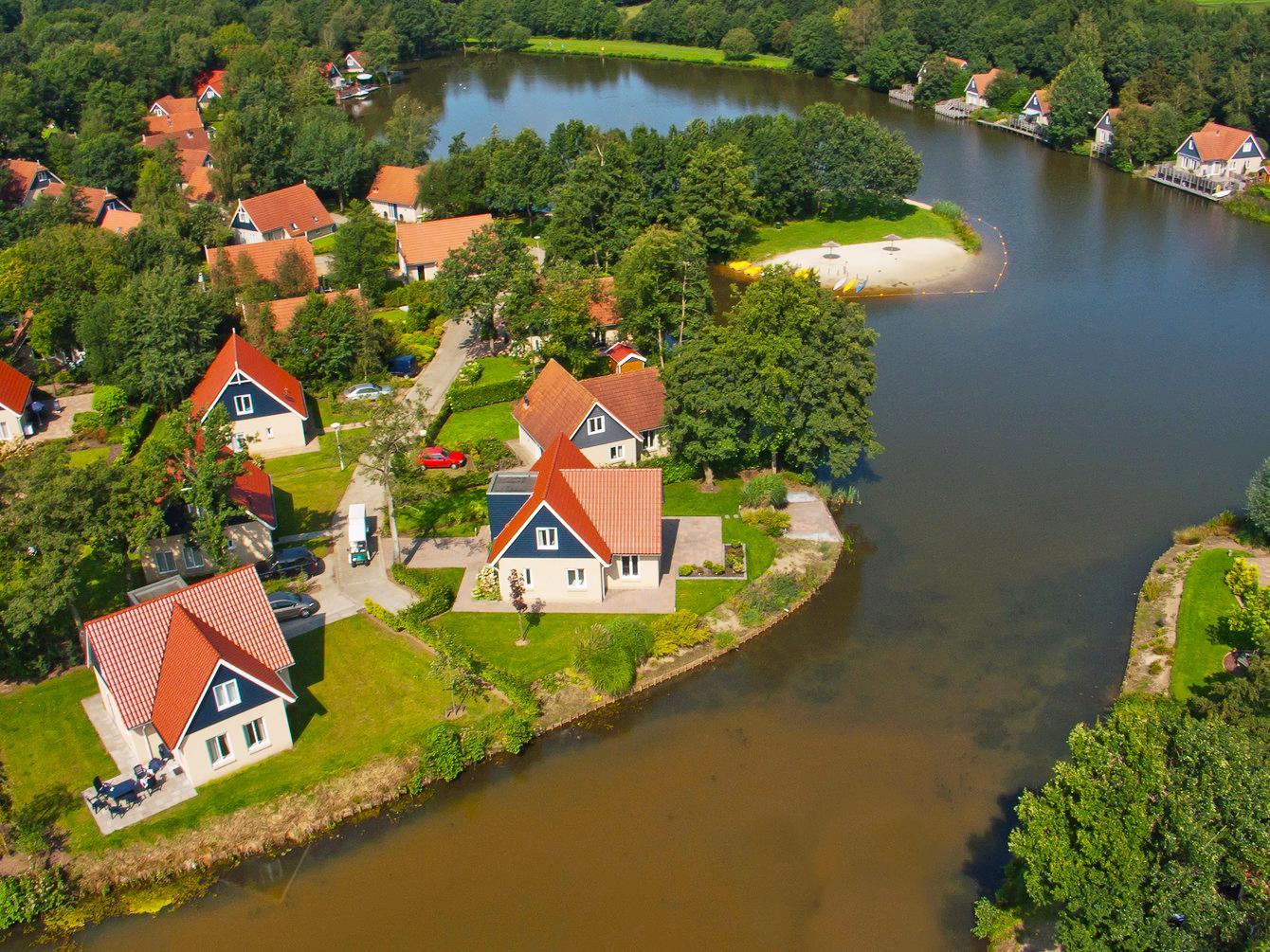 Goedkope vakantie Drenthe 🚗️Het Timmerholt
