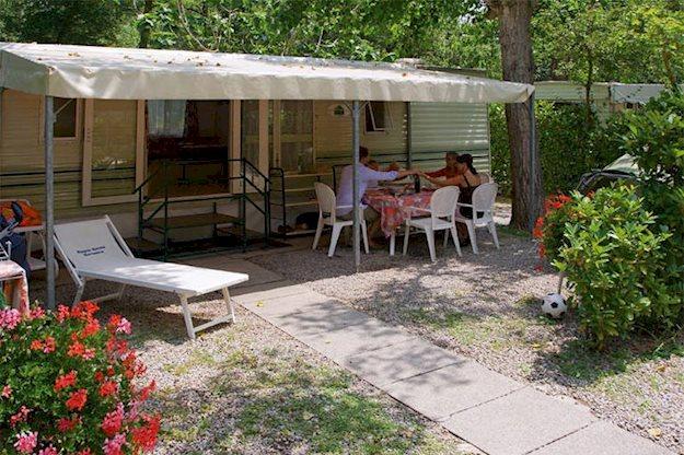 8 daagse kampeervakantie naar Parco delle Piscine in sarteano, italie