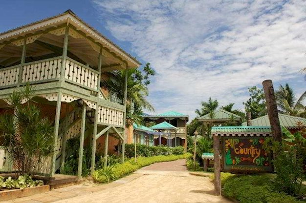 8 daagse vliegvakantie naar Country Country Beach Cottages in negril, jamaica