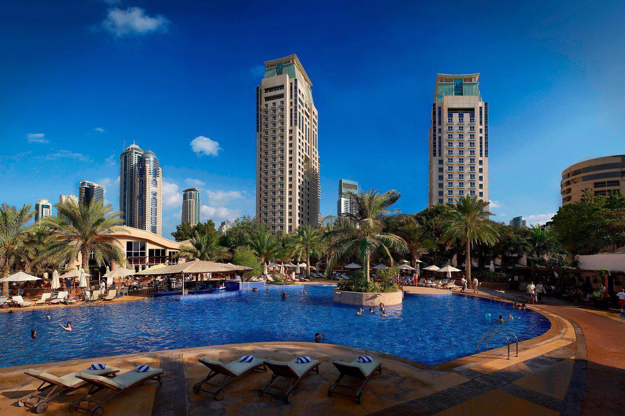 TIP vakantie Dubai 🏝️Habtoor Grand Beach Resort en Spa