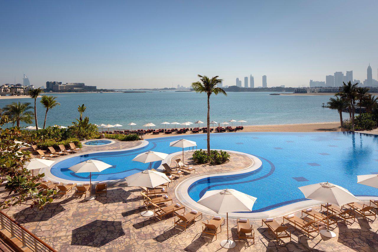 Top zonvakantie Dubai 🏝️Andaz Dubai The Palm