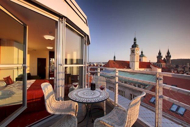 Goedkope vakantie Praag En Omstreken 🚗️Astoria