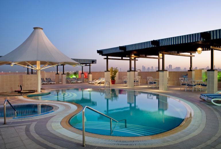 TIP zonvakantie Dubai 🏝️Grand Excelsior Deira