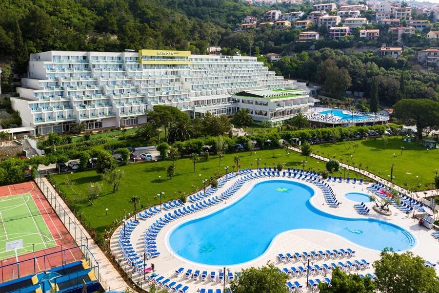 Last minute autovakantie Istrie 🚗️Mimosa Lido Palace