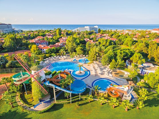 sunrise park resort en spa