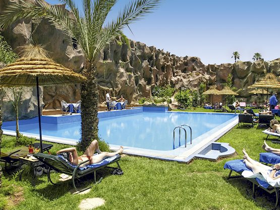 Last minute vakantie Marrakech 🏝️Imperial Holiday