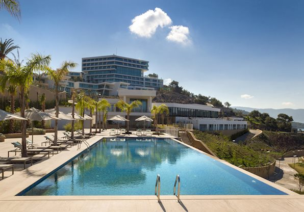 lux bodrum resort en residences