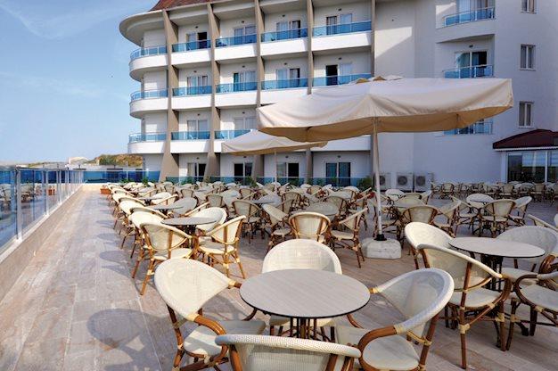 8 daagse vliegvakantie naar Ramada Resort Side in side, turkije