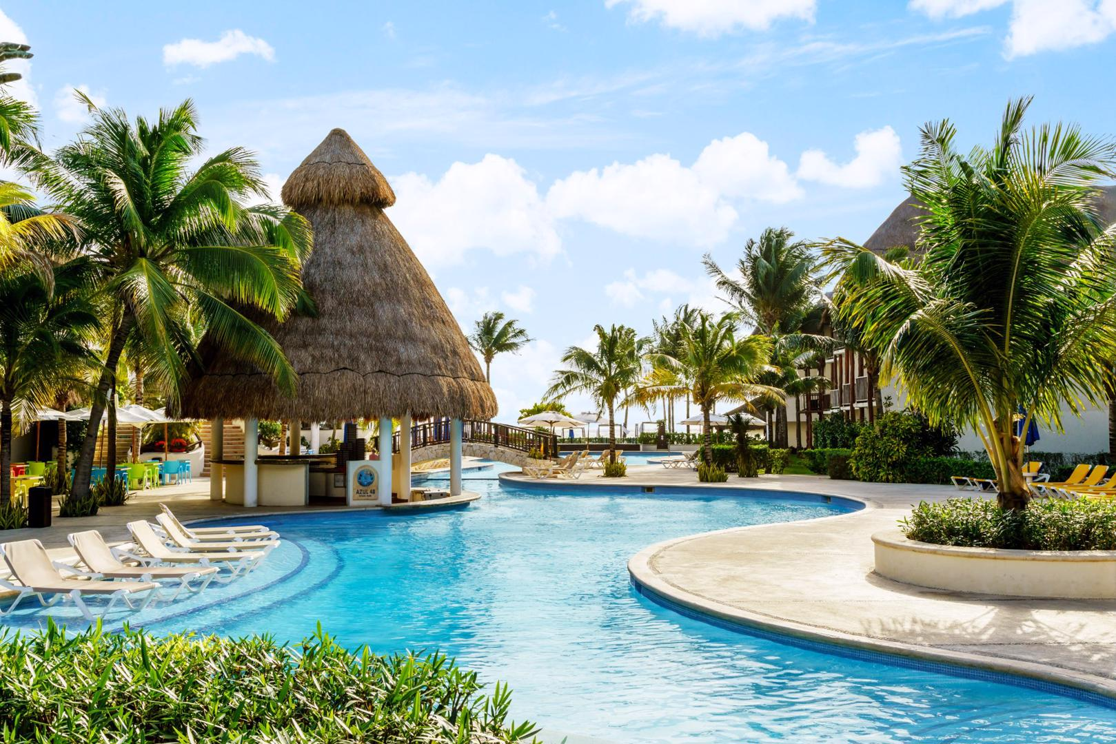 8 daagse vliegvakantie naar Reef Coco Beach in playa del carmen, mexico
