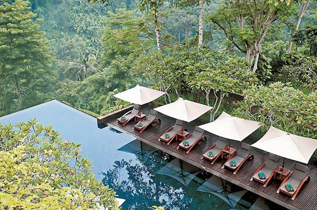 Goedkope zonvakantie Bali 🏝️Maya Ubud
